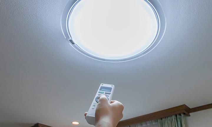 群馬県高崎市のLED照明取り付け、交換の電気工事