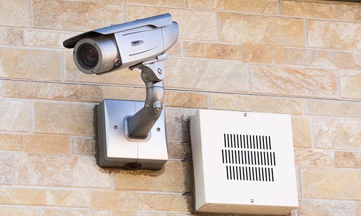 防犯カメラやレコーダーの設置